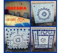 Mozaika do zahrady