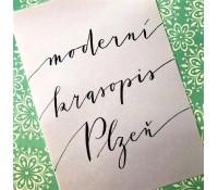 05.6. Moderní krasopis - Plzeň