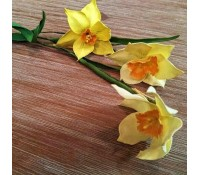 03.03. Foamiran workshop - květiny