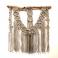 Makramé - nástěnná dekorace