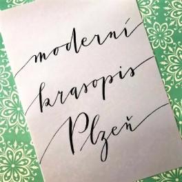 29.01. Moderní krasopis - Plzeň